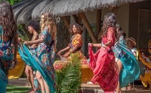 Entre l'apprentissage du sega à l'Ile Maurice et les chorégraphies le soir de l'élection de Miss France, il n'y a qu'un pas.