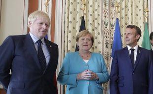 Johnson, Merkel et Macron prévoient de rencontrer le président turc Recep Tayipp Erdogan dans les prochaines semaines.