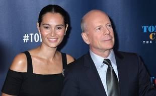 Les époux Emma Heming et Bruce Willis