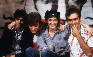 Le groupe Téléphone, 8 octobre 1984