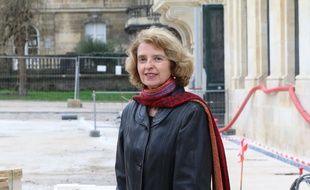 Nathalie Mémoire, conservatrice du mésum d'histoire naturelle de Bordeaux