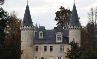 Le château d'Agassac, à Ludon-Médoc