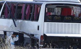Un attentat fait cinq morts et une douzaine de blessés à Istanbul en Turquie le 22 juin 2010.