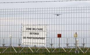 La base militaire de Solenzara en Corse.