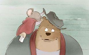 Image du dessin animé Ernest et Célestine