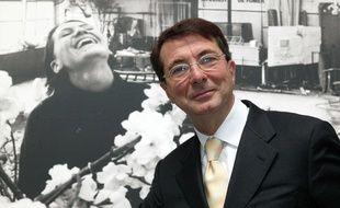 Le directeur d'opéra belge Gérard Mortier en 2004.