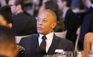 Dr.Dre à New York le 5 novembre 2014