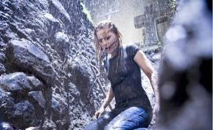 L'héroïne Alison Lohman doit composer avec asticots, bave et autres fluides répugnants.
