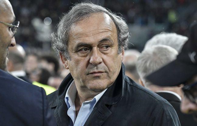 Coupe du monde 2022: Michel Platini placé en garde à vue dans le cadre de l'attribution du Mondial au Qatar