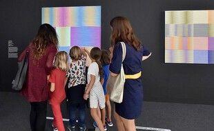 L'exposition Sud-Est, en partenariat avec le Centre Pompidou, se tient à la Fondation Vasarely jusqu'à fin janvier.