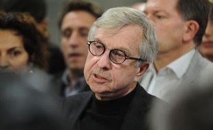 Jean-Pierre Masseret, à Maizières-lès-Metz, le 7 décembre 2015.