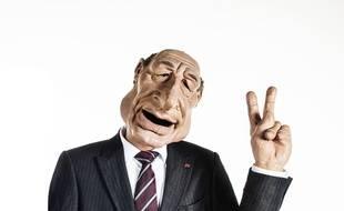 Le «Guignol» de Jacques Chirac.