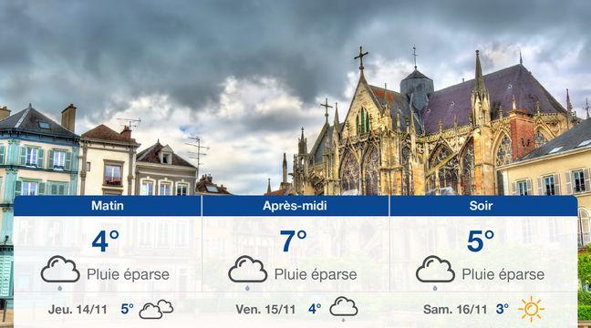Météo Météo Troyes : Prévisions du mercredi 13 novembre 2019 La journée va rester grise à cause - 20minutes.fr