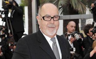Le réalisateur espagnol Bigas Luna au festival de Cannes, en mai 2010.