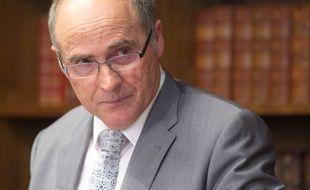 Le procureur de la république de Marseille Brice Robin.