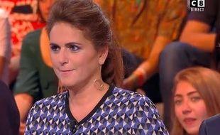 Valérie Benaïm n'est plus apparue sur le plateau de TPMP depuis le 15 novembre.