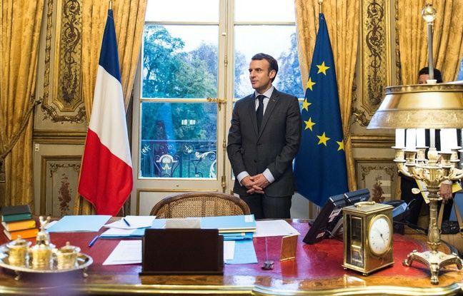 nouvel ordre mondial | Statut de Jérusalem: Macron fait part de sa «préoccupation» à Trump
