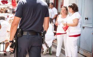 Un homme a été condamné à un mois de prison ferme pour avoir menacé de mettre une bombe dans un camping lors des Fêtes de Bayonne. (Illustration)