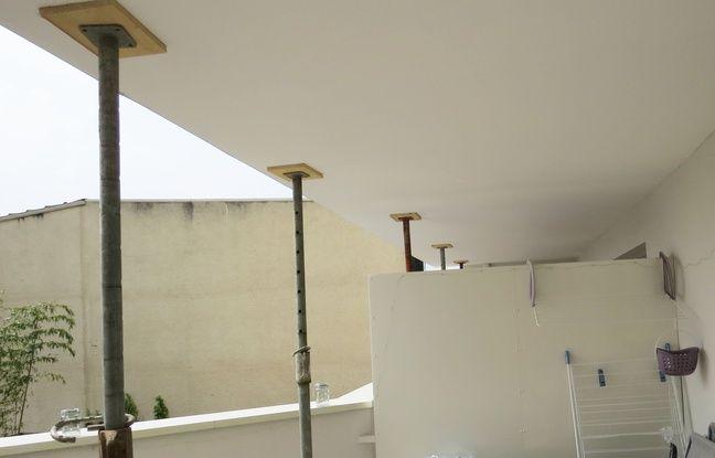 L'alerte sur les balcons a été donnée par le promoteur de la résidence le 15 mars dernier.
