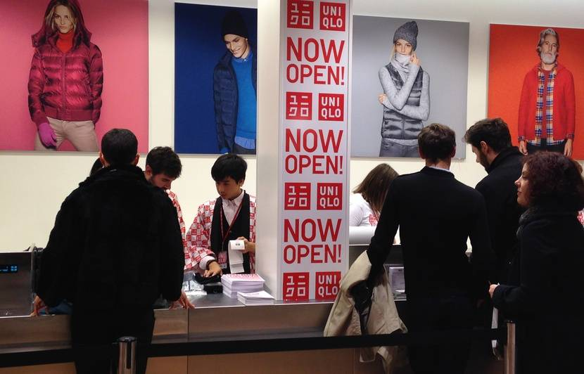 Rennes: La marque Uniqlo ouvrira sa boutique cet automne