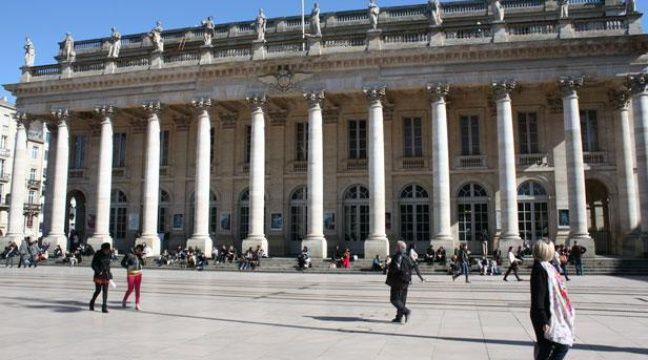Le grand théâtre de Bordeaux. – M.BOSREDON/20MINUTES
