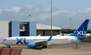 Image d'illustration de la compagnie XL Airways.