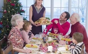 Pour beaucoup de Français, Noël n'est qu'un mauvais moment à passer.