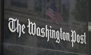 Le siège du Washington Post, le 6 août 2013 à Washington