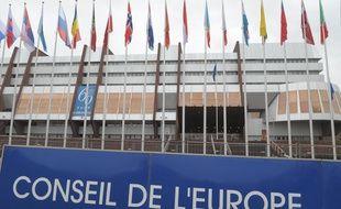 Strasbourg: Des militants kurdes ont été jugés le 4 avril pour des dégradations au Conseil de l'Europe (Illustration)