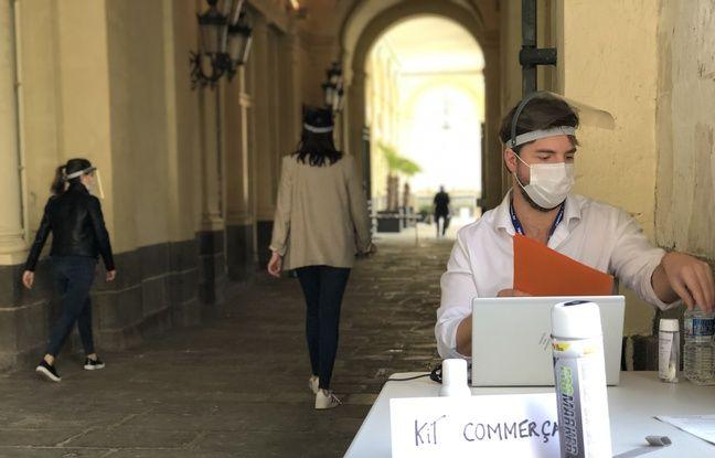 Coronavirus à Rennes: Il reste presque 100.000 masques à distribuer aux habitants