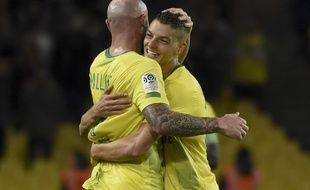 Pallois et Girotto seront suspendus pour le déplacement à Brest.