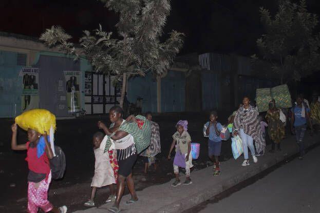 648x415 milliers personnes fuir goma volcan nuit samedi dimanche