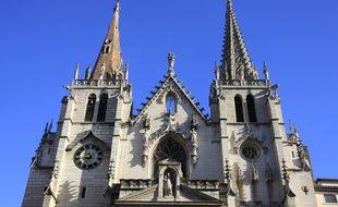 L'église Saint-Nizier à Lyon.