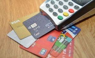 17 particuliers ont été victimes de ces vols de cartes bancaires. Illustration.