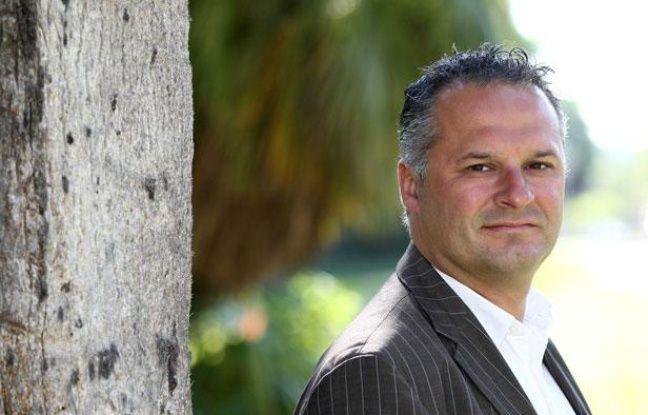 Le député de l'Hérault socialiste Christian Assaf en janvier 2012.