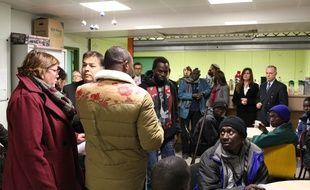 La ville de Schiltigheim accueille 28 migrants depuis le 30 octobre 2015.