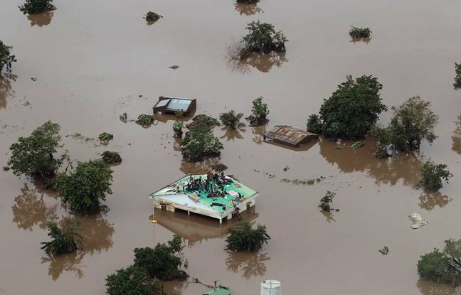 Cyclone Idai: Le bilan pourrait dépasser le millier de morts au Mozambique et au Zimbabwe