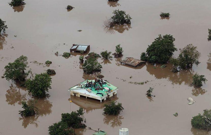 Le bilan du cyclone au Mozambique dépasse désormais les 400 morts