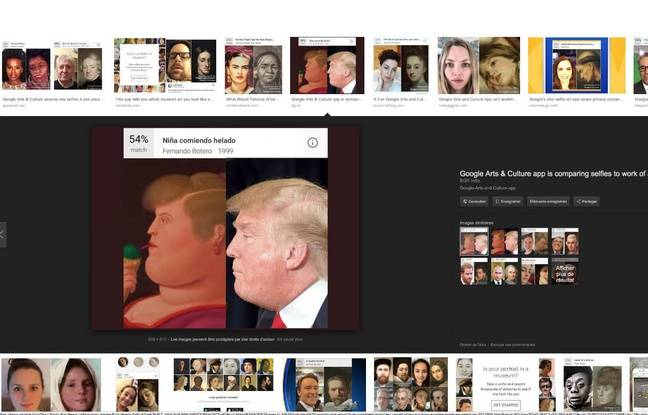 Quand Donald Trump semble tout droit sorti d'un tableau de Botero...