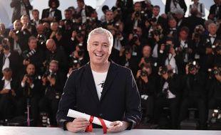 Robin Campillo, Grand Prix du jury pour 120 Battements par minutes, le 28 mai 2017 à Cannes