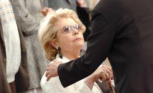 Noëlle Adam, la veuve du chanteur Serge Reggiani, sous le coup d'une menace d'expulsion