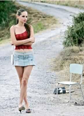 Prostituée route de chartres