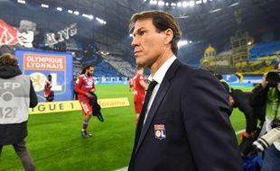 Désormais entraîneur de l'OL, Rudi Garcia a raté son retour à Marseille.