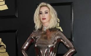 Katy Perry aux Grammy Awards