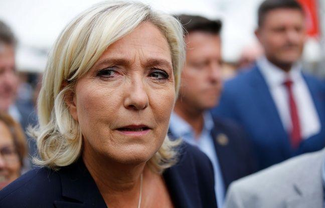 Hénin-Beaumont: Marine Le Pen demande l'annulation de la visite de François Hollande dans un lycée