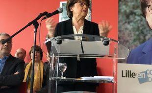 Martine Aubry a annoncé les grandes lignes de son programme, samedi, à Lille.