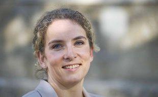 Delphine Batho, porte-parole de François Hollande