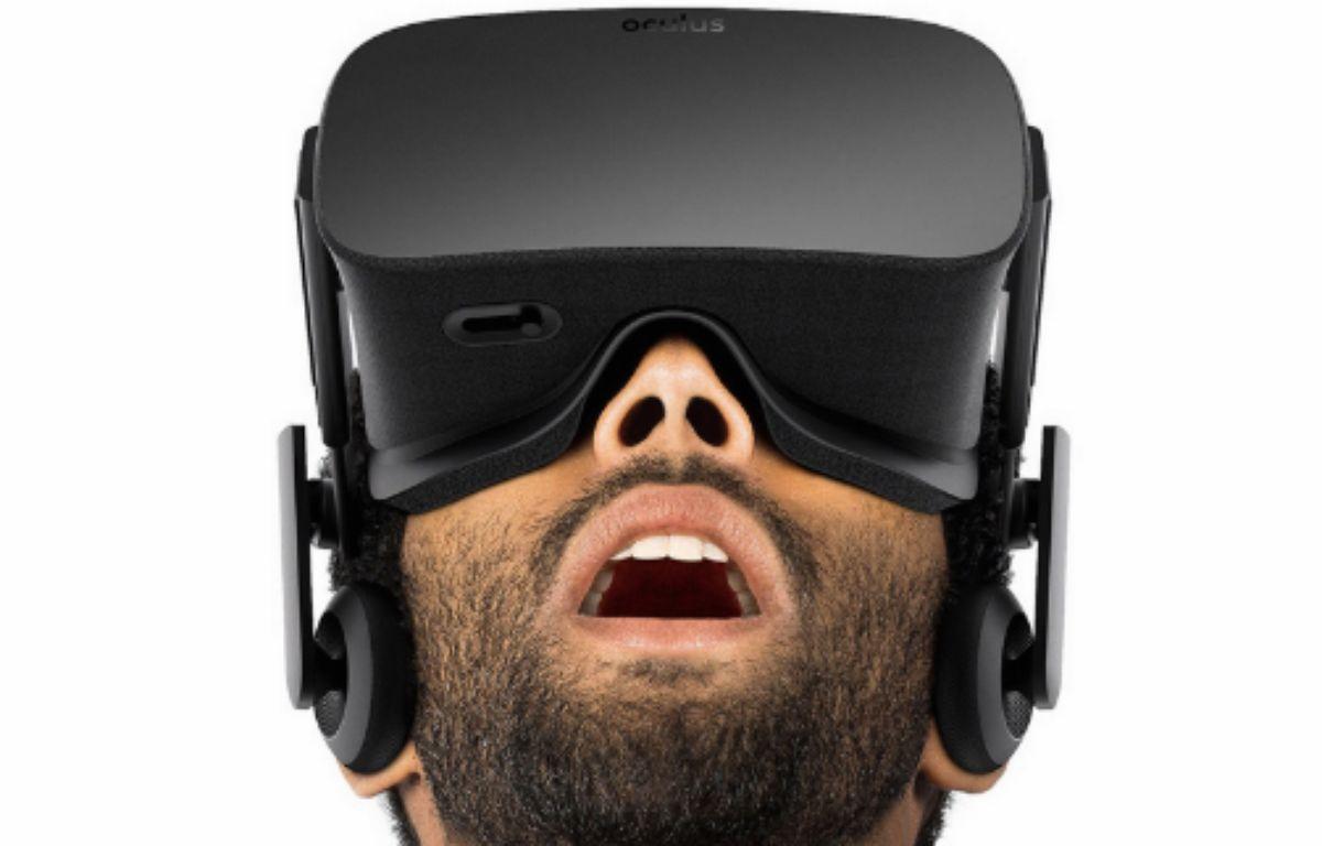 Le casque de réalité virtuelle Oculus Rift devrait arriver au printemps. – OCULUS RIFT
