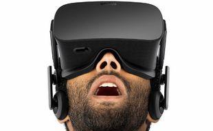 Le casque de réalité virtuelle Oculus Rift sera vendu en mars à 599 dollars.