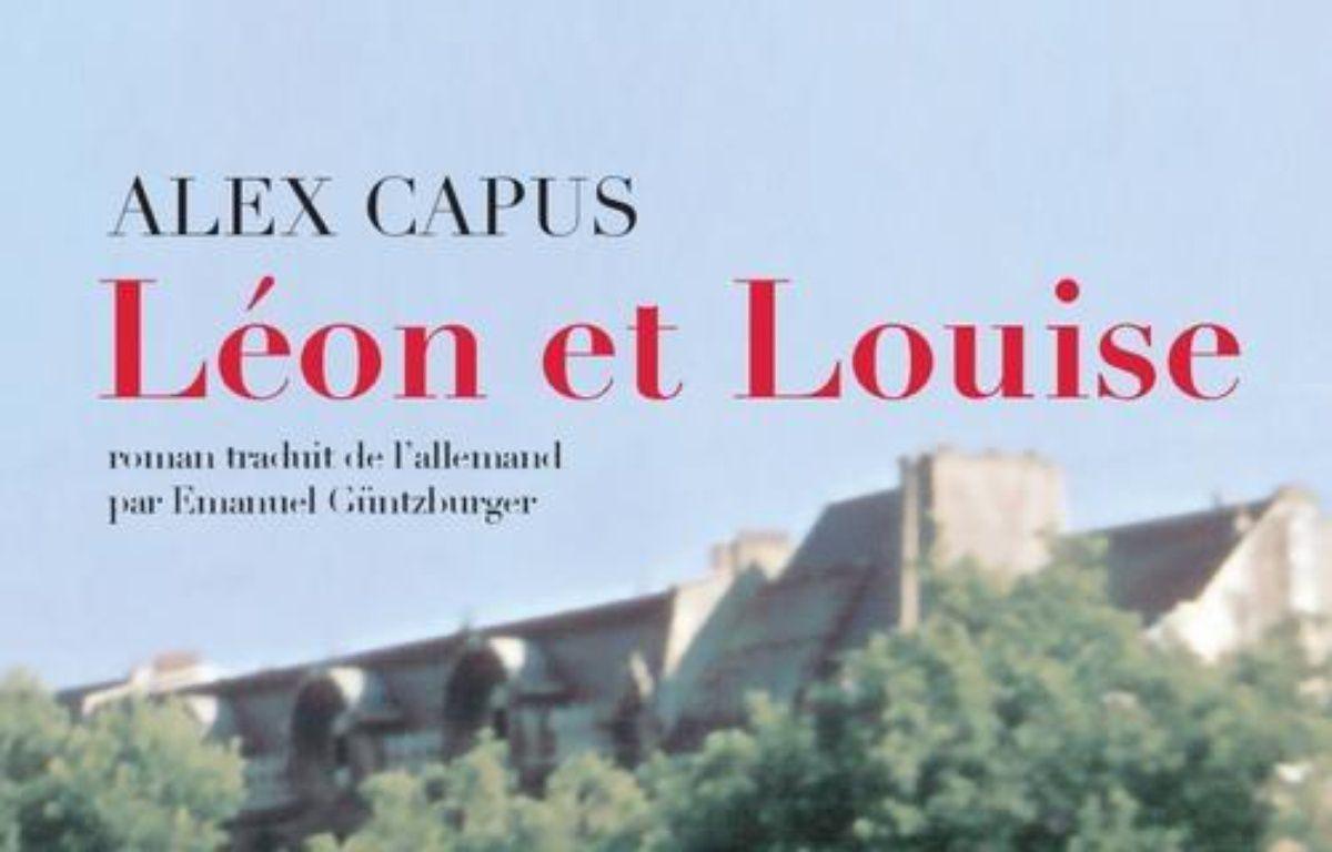 Léon et Louise – Le choix des libraires
